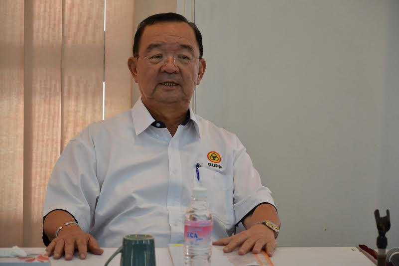 President Tan Sri Peter Chin