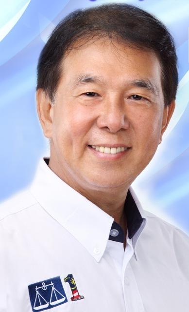 砂人联党中央宣教秘书拿督陈超耀。