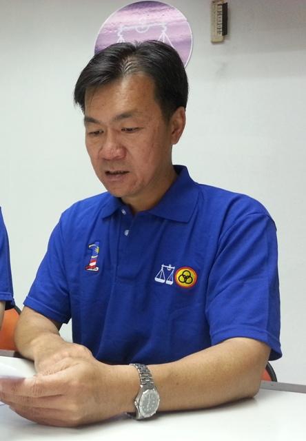 叶耀星赞扬首相宣布樽节措施