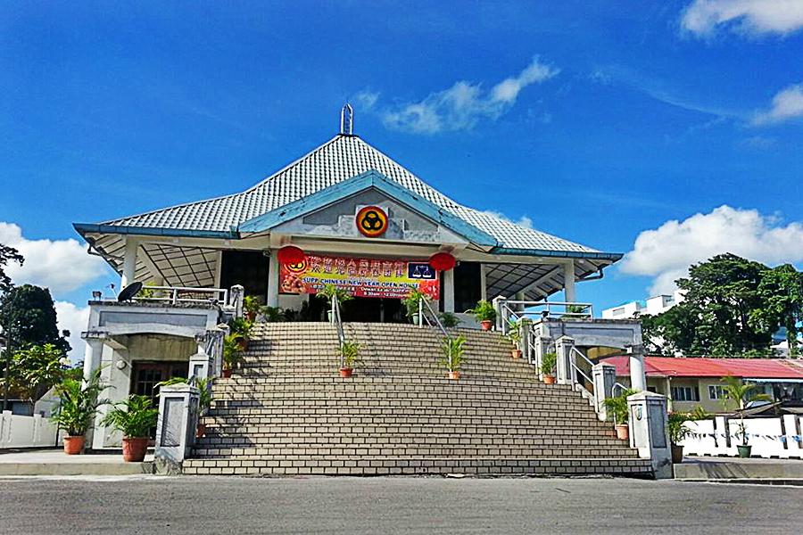 砂人联党总部即将举行新春大团拜。