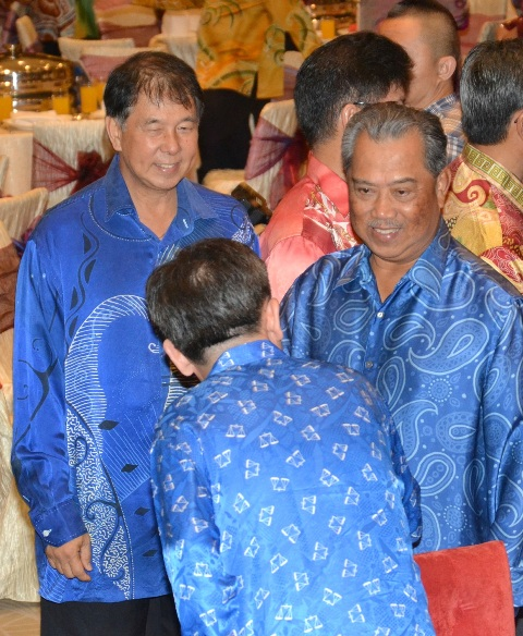 Dato' Sebastian Ting meets with the DPM recently.