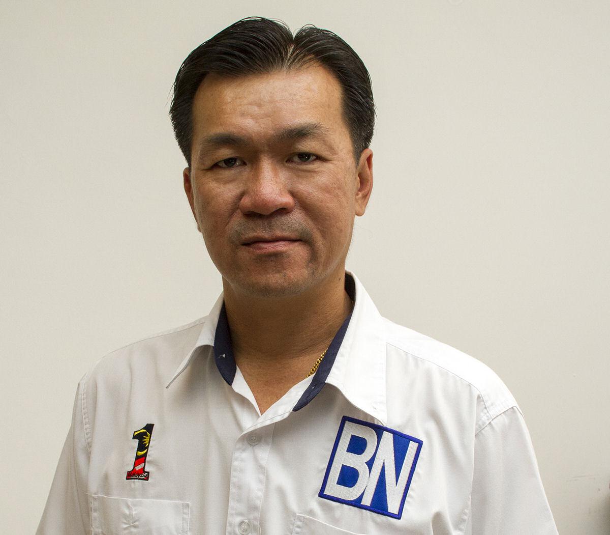 砂人联党中央青年团秘书长叶耀星