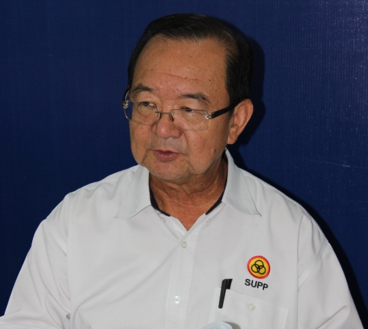 Tan Sri Peter Chin