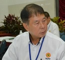 砂拉越人民联合党中央秘书长拿督陈超耀律师