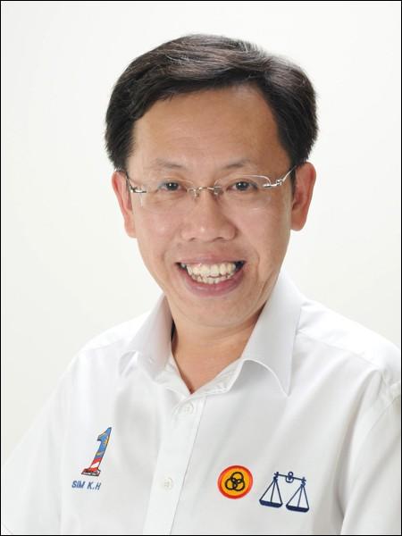 Dr Sim Logo