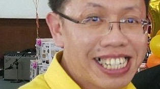 SUPP President Dr. Sim Kui Hian