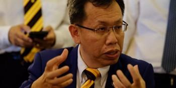 Datuk Dr. Sim Kui Hian
