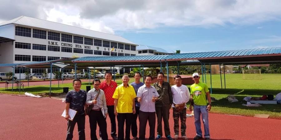 Ting at SMK Chung Hua