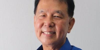 Datuk Sebastian Ting wishing all a Happy Easter.